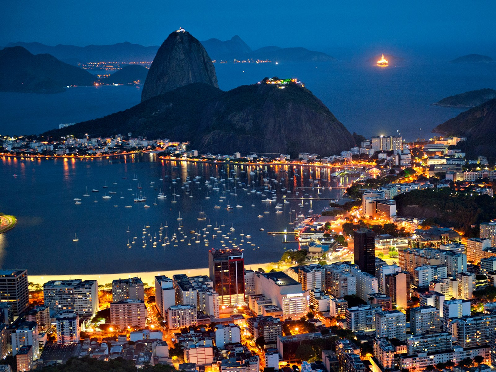 Rio De Janeiro, Brazil wallpapers and images - wallpapers