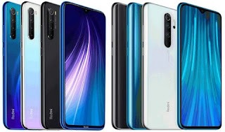 Xiaomi launches Redmi Note 8 Pro and Redmi Note 8 Smartphone with 4 camera setup in India