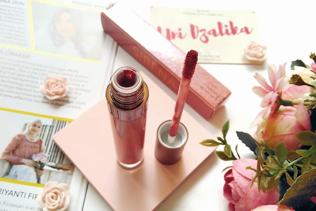 Metallized Lip Stain MOB Cosmetic bagus dan murah