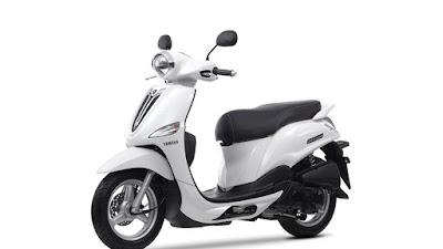 Yamaha D'elight Scooter image