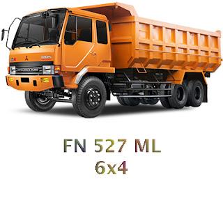 Fuso FN 527 ML 6x4