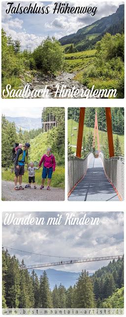 Talschluss-Höhenweg Saalbach-Hinterglemm Wandern-mit-kindern