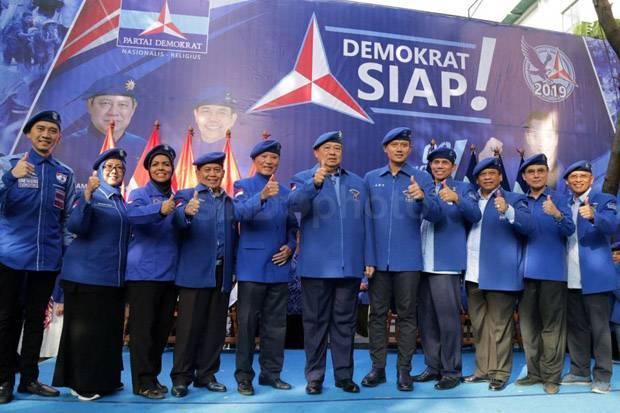 Demokrat Putuskan Gabung Pemerintah Jokowi-Ma'ruf