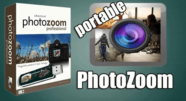 برنامج PhotoZoom Pro + التفعيل