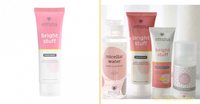 EMINA BRIGHT STUFF - Daily Facial Foam