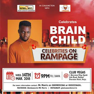 Club Vegas celebrates Brainchild ' Achievements
