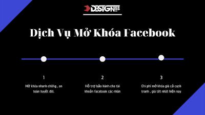 Dịch Vụ Mở Khóa Tài Khoản Facebook, Khôi Phục Nick FB
