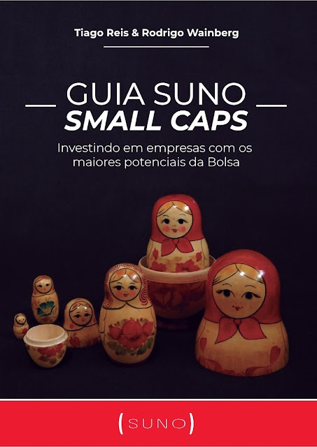 Guia Suno Small Caps: clique na imagem para acessar a loja da Amazon.