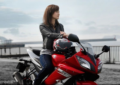 Tips Perawatan Wajah Untuk Pengendara Sepeda Motor