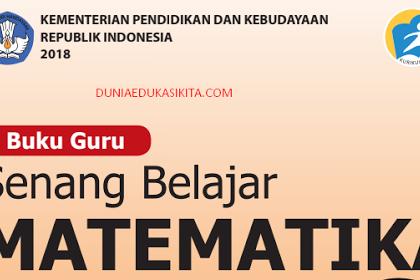 BUKU K13 MATEMATIKA KELAS 5 SD/ MI REVISI 2018