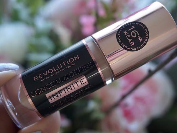 Revolution Concealer | Conceal & Definite Infinite