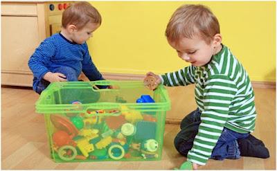 tips melatih anak untuk bekerjasama