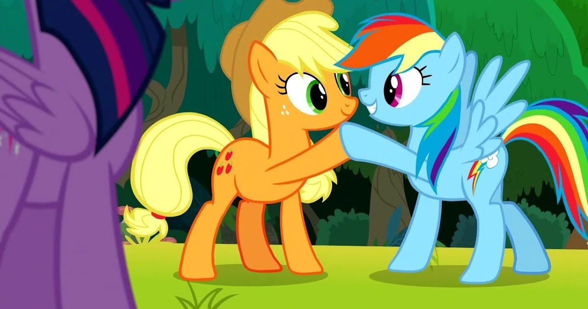 Equestria Daily Mlp Stuff All The Hoofbumps In Season