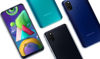 Samsung Galaxy M21 launched with 6000 mAh battery, the price is so low that you will be happy!