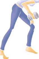 Ejercicios de remo para la espalda