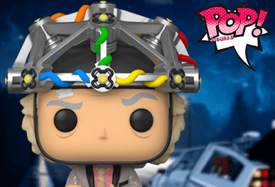 Funko POP Regreso al futuro