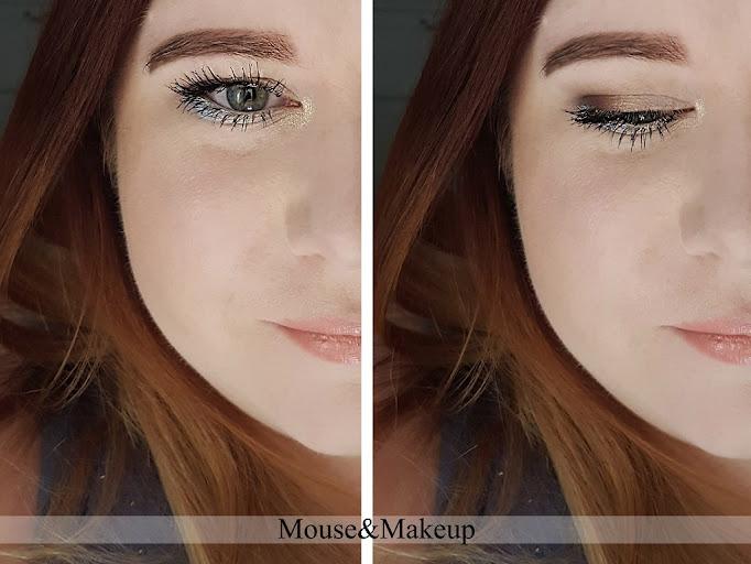 Makijaż z cytrynką