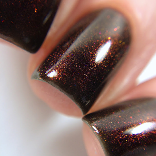 Paradox Polish-Fire Heart