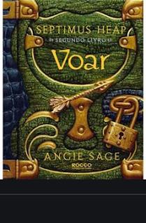 Septimus Heap II VOAR - Angie Sage