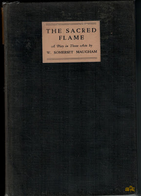 The Sacred Flame - Maugham 1928