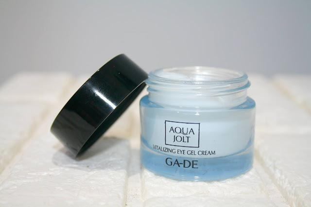 Eyecare with GA-DE Cosmetics