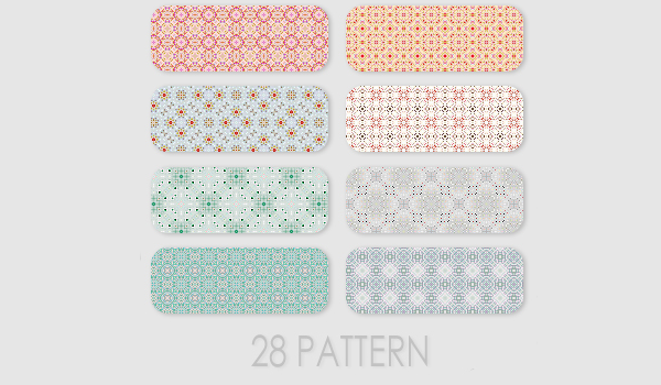 28 Pattern Pack