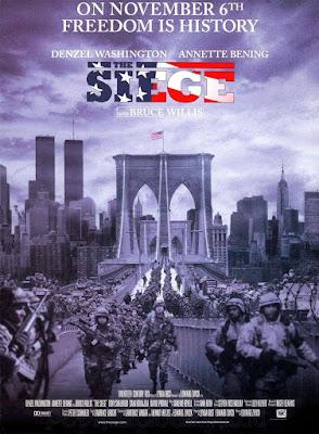Sinopsis film The Siege (1998)