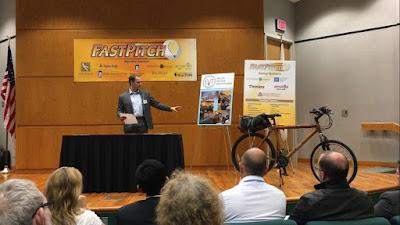 Jordan Horwitz presents concept at EIGERlab
