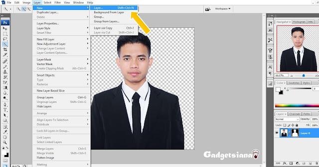 Cara Mengubah Ukuran Foto di Photoshop Menjadi 4x6