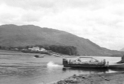 Ballachulish Ferry 1964