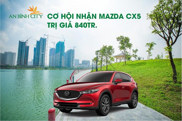 Mua An Bình City trúng xe CX5