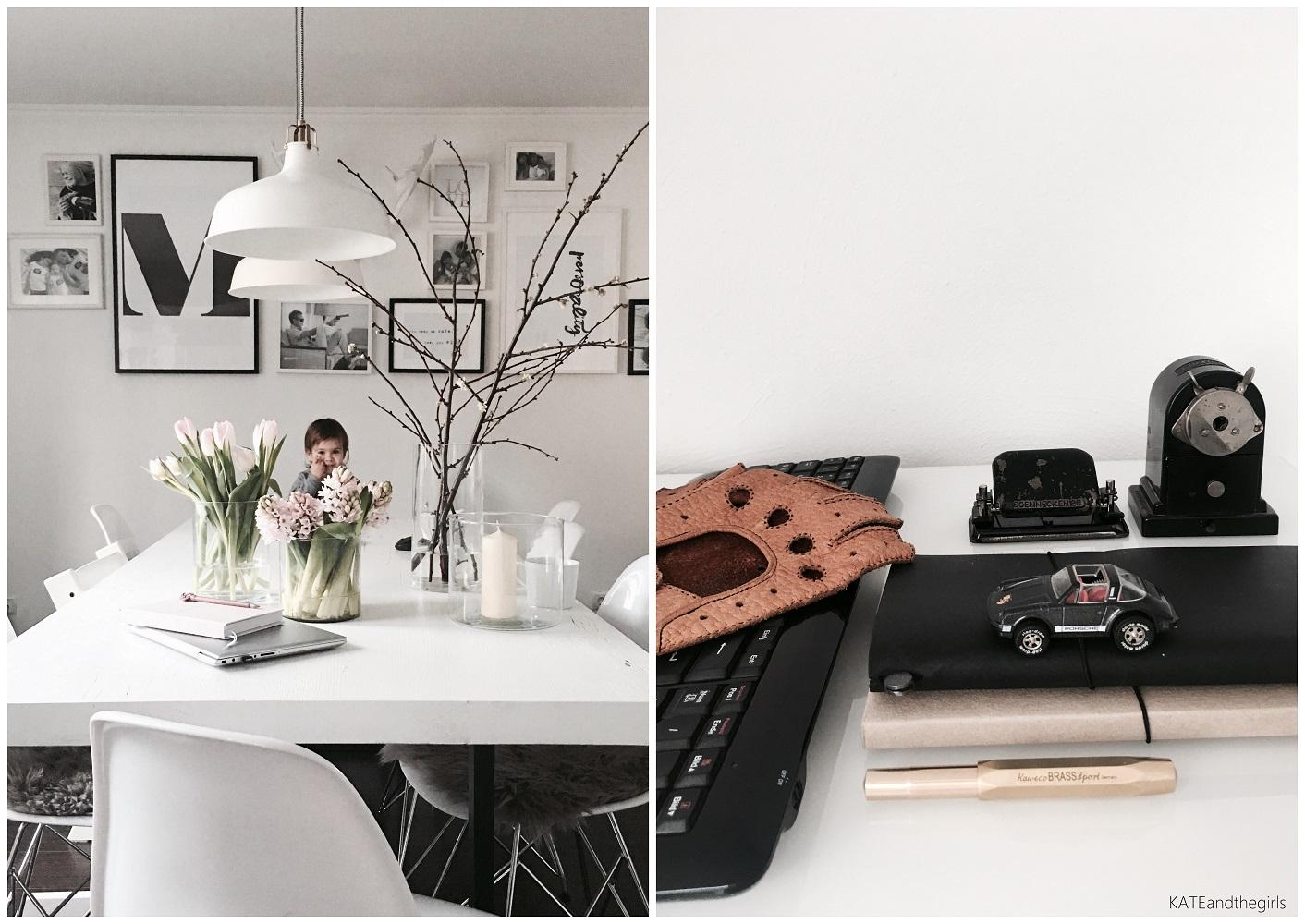 kateandthegirls: Zuhause vs. unterwegs und leckeres Brot mit Cranberries