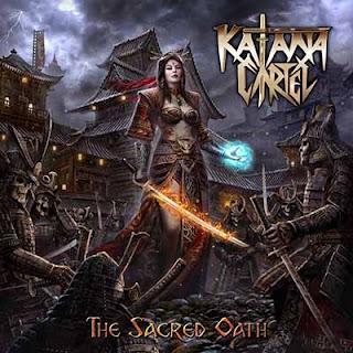 """Ο δίσκος των Katana Cartel """"The Sacred Oath"""""""