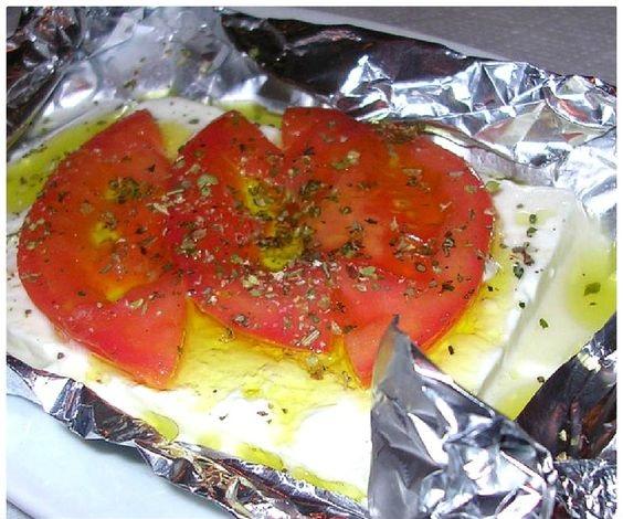 Baked Feta Recipe