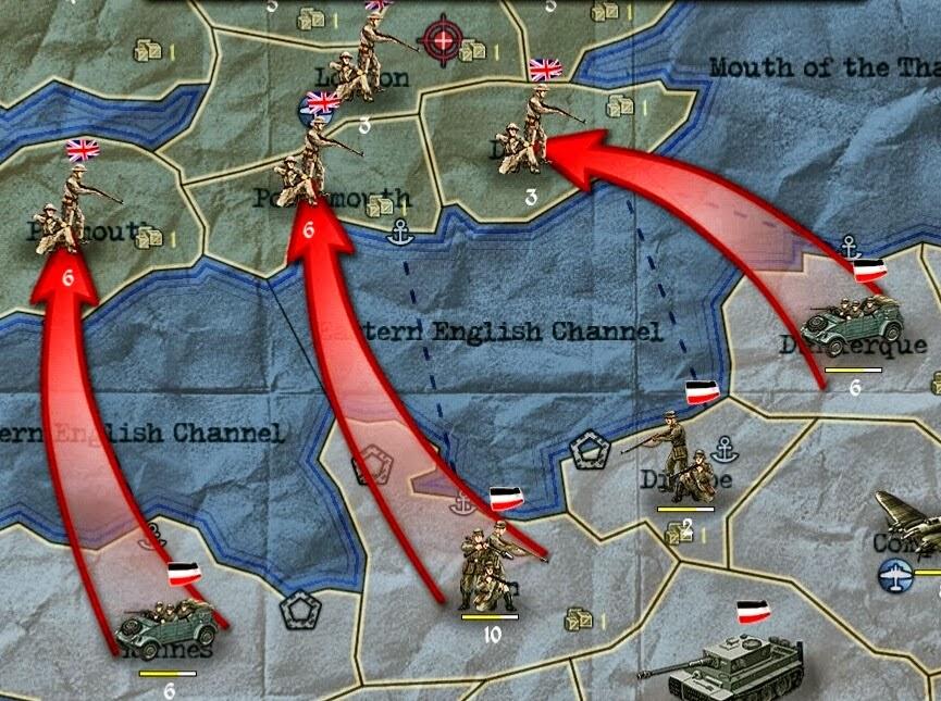 Review: Strategy & Tactics: World War II Deluxe (iPad
