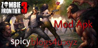 Zombie Frontier 3 Sniper FPS mod apk download 2020