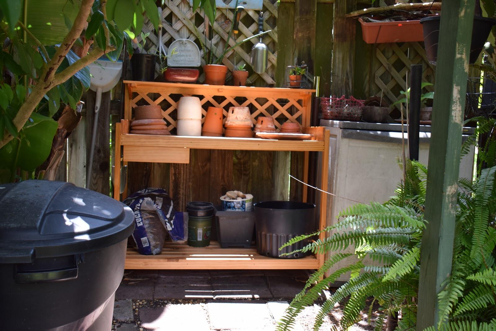 Man Cave Urban Garden : Dragonfly garden