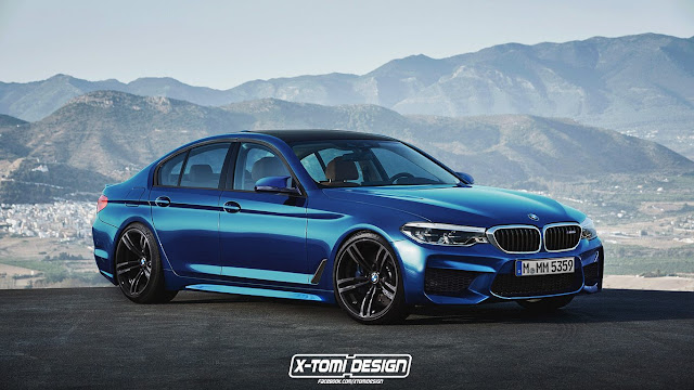 New F90 BMW M5 To Hit 100km/h In Just 3.5 Seconds