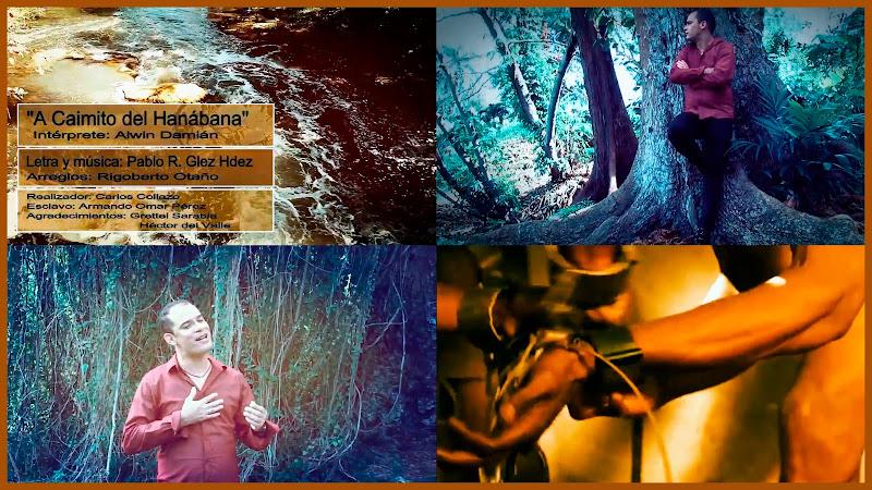 Alwin Damián - ¨A Caimito del Hanábana¨ - Videoclip - Director: Carlos Collazo. Portal Del Vídeo Clip Cubano. música cubana. Boleros y Canciones. Cuba