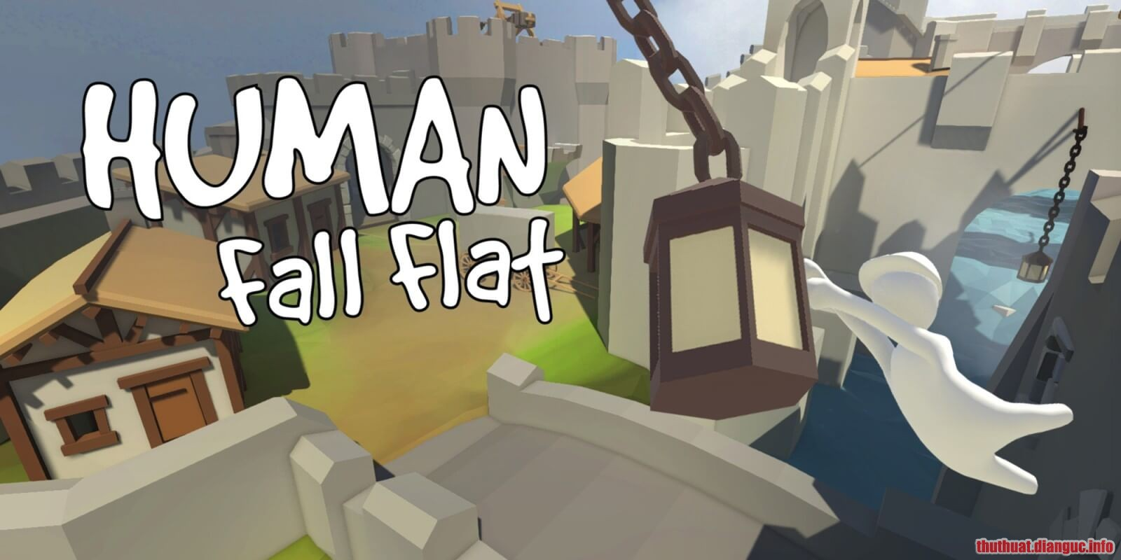 Download Game Human: Fall Flat Full Crack