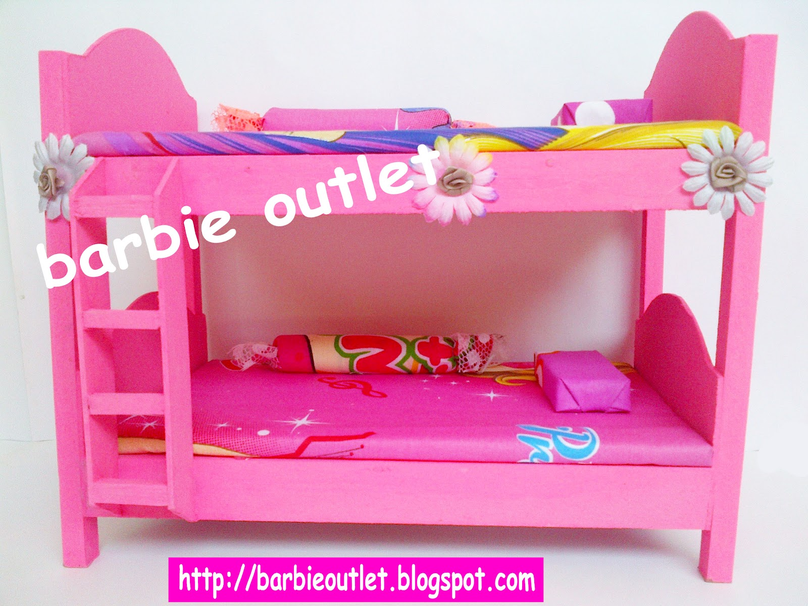 barbie outlets Jual Tempat Tidur Barbie Murah
