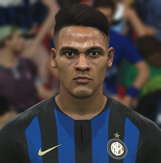 PES 2017 Faces Lautaro Martinez by ABW_FaceEdit