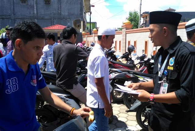 BNNK Tana Toraja Berikan Edukasi di Masjid Nurul Tallunglipu