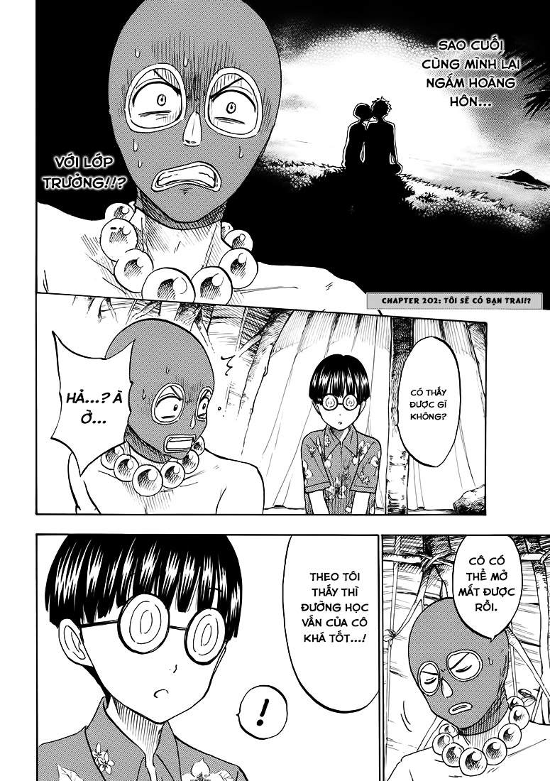 Yamada-kun to 7-nin no majo chap 202 page 3 - IZTruyenTranh.com
