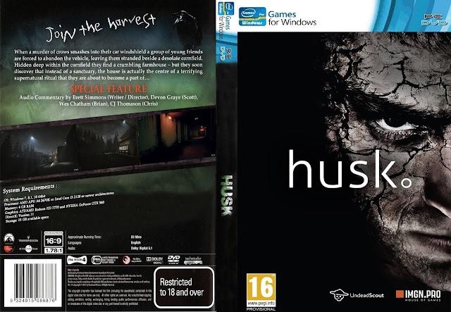 Capa Husk PC