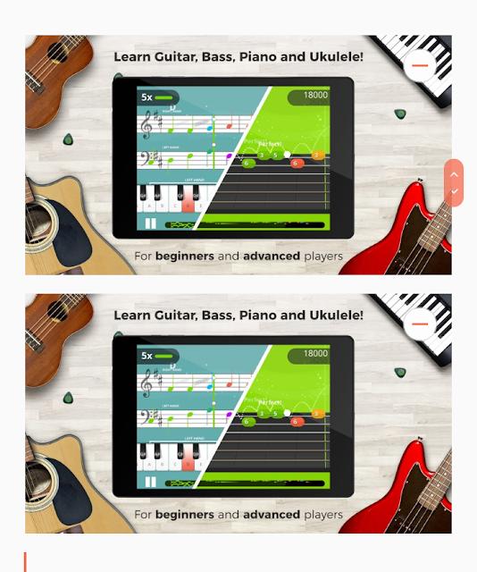 أفضل تطبيق Yousician لتعلم الموسيقى في بيتك للأندرويد والأيفون