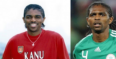 Nigerian football legend and former Super Eagles captain, Kanu Nwankwo has reportedly recovered his stolen £8,250 from Russian Police.  The 41-year-old football legend was recently robbed by two loaders at Moscow's Sheremetyevo Airport after he landed in Russia from London ahead of the 2018 World Cup tournament.  Kanu had arrived in Kaliningrad for a World Cup curtain raiser game organised by FIFA when he discovered his money was missing and reported to the Russian authorities.