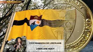 (Imagen) las solicitudes de ciudadanía que han sido aceptadas pagan una membresía con la criptomoneda de Liberland llamada Liberland Merit