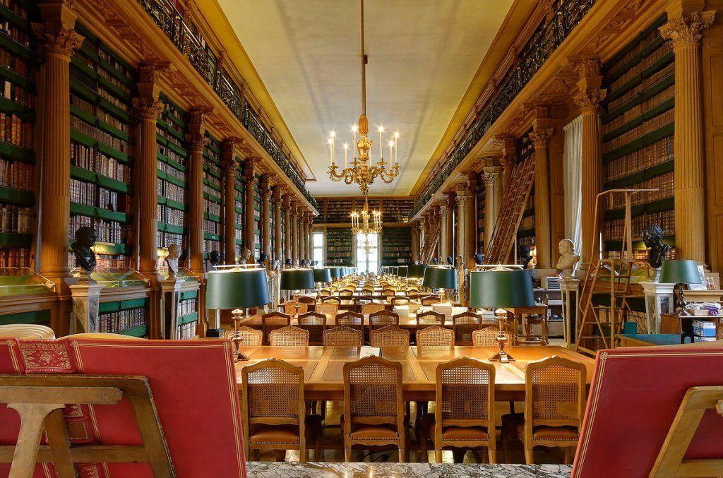 Biblioteca Mazarine, Paris