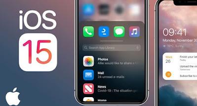 cara upgrade ios 15 iphone